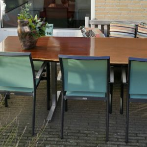 Mark Stribos buitentafel