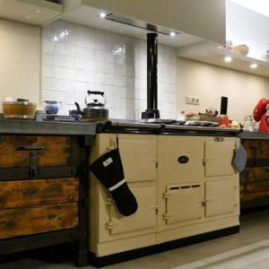 Mark Stribos keukens